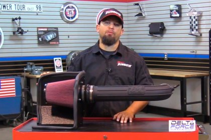 615121 - Flowmaster® Delta Force™ Air Intake System Video (Full HD)