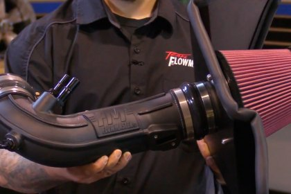 615131 - Flowmaster® Delta Force™ Air Intake System Video (Full HD)