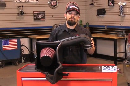 615111 - Flowmaster® Delta Force™ Air Intake System Video (Full HD)