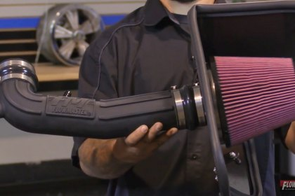 615103 - Flowmaster® Delta Force™ Air Intake System Video (Full HD)