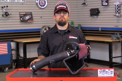 615146 - Flowmaster® Delta Force™ Air Intake System Video (Full HD)