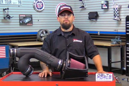 615149 - Flowmaster® Delta Force™ Air Intake System Video (Full HD)
