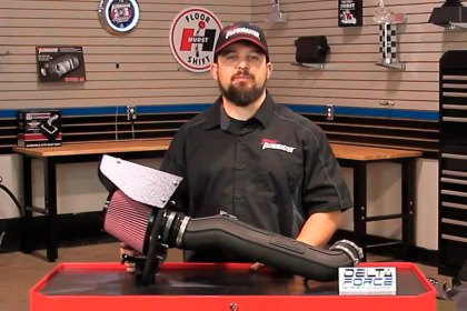 615135 - Flowmaster® Delta Force™ Air Intake System Video (Full HD)