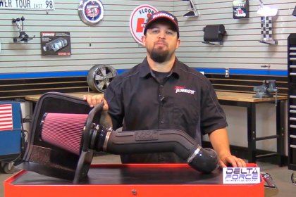 615138 - Flowmaster® Delta Force™ Air Intake System Video (Full HD)