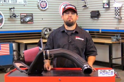 615156 - Flowmaster® Delta Force™ Air Intake System Video (Full HD)