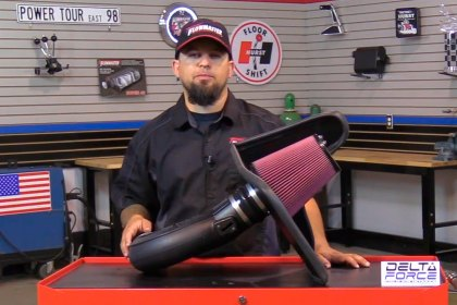 615101 - Flowmaster® Delta Force™ Air Intake System Video (Full HD)