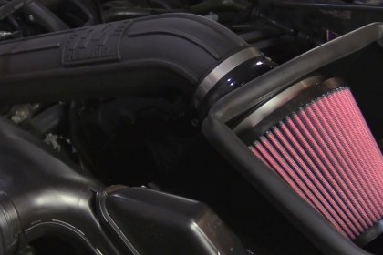 615147 - Flowmaster® Delta Force™ Air Intake System Video (Full HD)