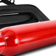 Flowtech Exhausts® - Red Hots Glass Pack Mufflers