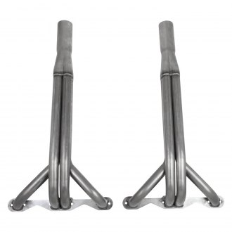 Flowtech® - Stainless Steel Upright Exhaust Headers