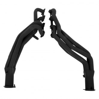 Flowtech® - Black Painted Long Tube Headers