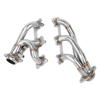 "Flowtech® - 1.5"" Stainless Steel Shorty Headers"