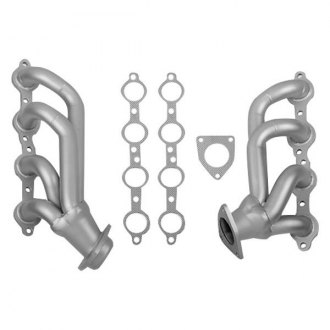 Flowtech® - 304 SS Short Tube Exhaust Headers