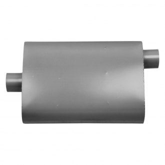 Flowtech® - Afterburner™ Aluminized Steel Muffler