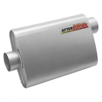 Flowtech® - Afterburner™ Oval Exhaust Muffler