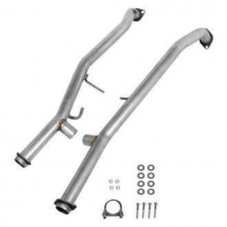 Flowtech® - Pro-Stang Aluminized H-Pipe