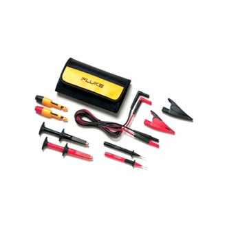 Fluke Electronics® - Deluxe Test Lead Kit