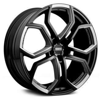 FONDMETAL® - 9XR SUPERTUNING Black with Milled Accents
