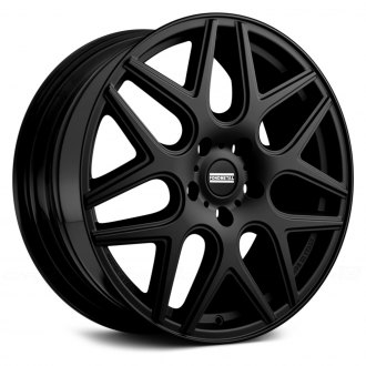 FONDMETAL® - STC-MS Matte Black
