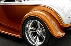 FOOSE® - KNUCKLE Multipiece Chrome on Magnitude Roadster
