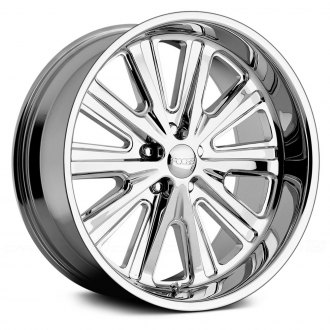 FOOSE® - ASCOT 3PC Bolted Chrome