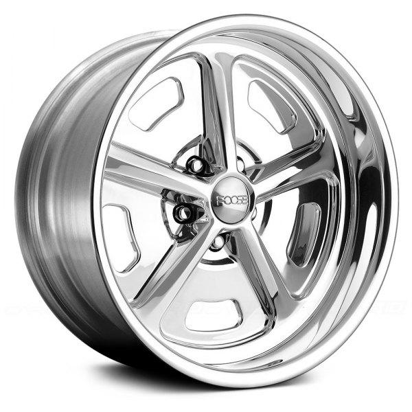 Foose Wheels on Foose Coronet Polished Foose