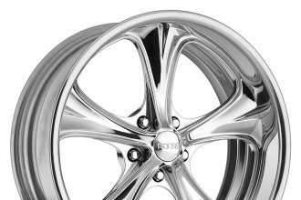 "FOOSE® - COUPE 2PC CAST Gloss Anthracite (17"" x 8"", -25 to +6 Offsets, 5x114.3 Bolt Pattern, 90mm Hub)"