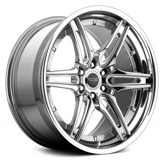 FOOSE® - CRUISE SL 3PC Bolted Chrome