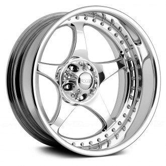 FOOSE® - FIVE00 3PC Bolted Chrome