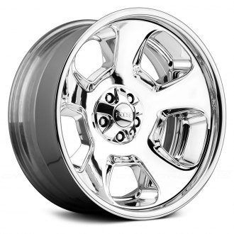 FOOSE® - FURY 3PC Bolted Chrome