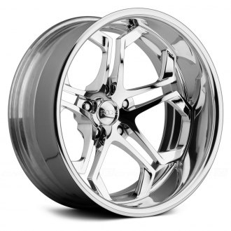 FOOSE® - IMPALA 3PC Bolted Chrome
