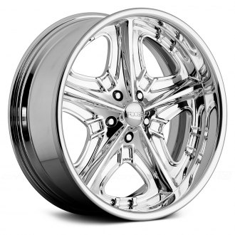 FOOSE® - KNIGHT 3PC Bolted Chrome