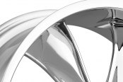 FOOSE® - LEGEND 6 Chrome Close-Up