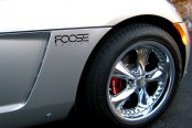 FOOSE® - NITROUS 1PC Chrome on Saturn Sky