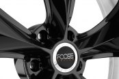 FOOSE® - NITROUS SE Gloss Black Close-Up