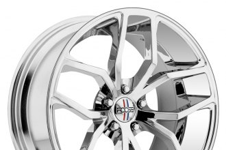 "FOOSE® - OUTCAST Chrome (18"" x 8"", +40 Offset, 5x114.3 Bolt Pattern, 72.6mm Hub)"