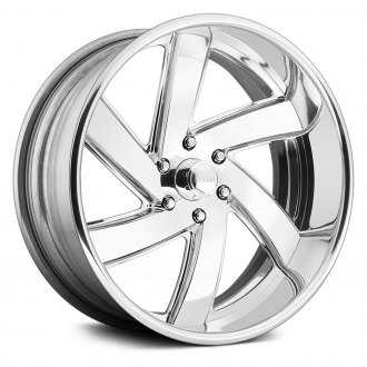 FOOSE® - F241 SIES 3PC Bolted Custom Finish