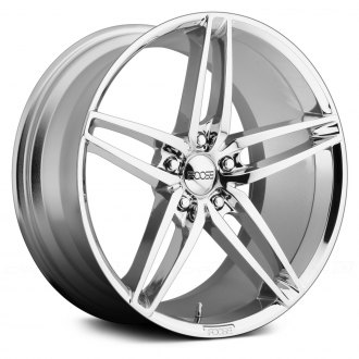 FOOSE® - STALLION 1PC Chrome