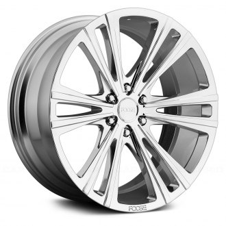 FOOSE® - WEDGE Chrome