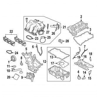 26 2006 Ford Fusion Belt Diagram Wiring Database 2020