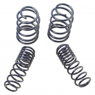 "Ford Performance® - 0.4"" x 1"" Front and Rear Lowering Coil Spring Kit"