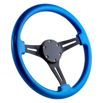 Forever Sharp® - 3-Spoke Classic Aegean Steering Wheel