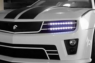 Forgiato® FORGIATO-CAMARO-V6-DIFALCO - Di Falco Retractable Headlight LED Mesh Grille