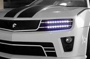 Forgiato® FORGIATO-CAMARO-V8-DIFALCO - Di Falco Retractable Headlight LED Mesh Grille