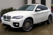 FORGIATO® - ANDATA Custom Painted on BMW X6