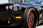 FORGIATO® - ANDATA Custom Painted on Dodge Challenger