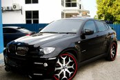 FORGIATO® - CAPOLAVARO Custom Painted on BMW X6