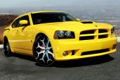 FORGIATO® - CAPOLAVARO Custom Painted on Dodge Charger