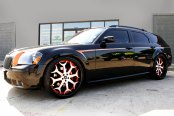 FORGIATO® - CAPOLAVARO Custom Painted on Dodge Magnum