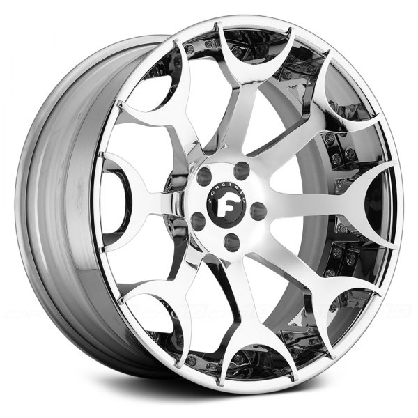 FORGIATO® - CAPOLAVARO Extreme Concave Center Forging Chrome
