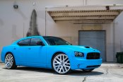 FORGIATO® - DITTO Custom Painted on Dodge Charger